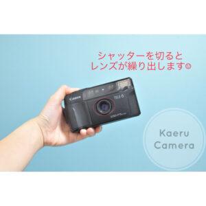 Canon Autoboy TELE6